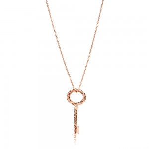 Collier Clef Royale