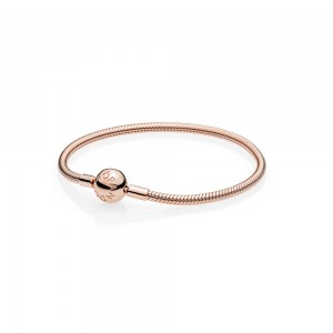 Bracelet Moments en PANDORA Rose avec Fermoir